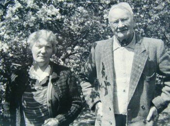Soraya's German Grandparents